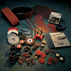 3M Abrasives - Bonded Superabrasives and Related Products
