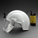3M Airstream Belt-Mounted High Efficiency Powered Air Purifying Respirators (PAP
