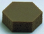 3M Bumpon Protective Products SJ5202 Light Brown, 3000 per case