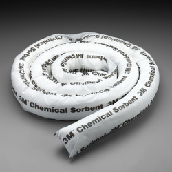 3M Chemical Sorbent Mini-Boom P-212, Environmental Safety Product, 4 ea/cs