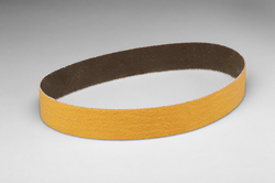 3M Cloth Belt 241E, 1/2 in x 18 in 100 XE-weight Fullflex, 50 per inner 200 per case, Obsolete
