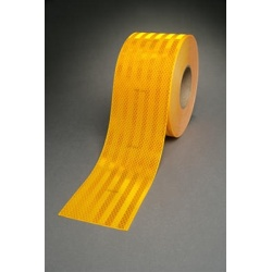 3M Diamond Grade Conspicuity Marking 983-71NL ES Yellow, 3 in x 150 ft