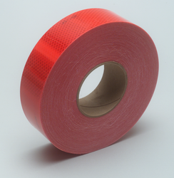 3M Diamond Grade Conspicuity Marking 983-72 ES Red, 2 in x 150 ft