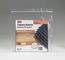 3M Gripping Material TB400 Black, 6 in x 7 in sheet, 6 sheets per bag