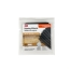 3M Gripping Material TB531BLK Black, 6 in x 7 in sheets, 6 sheets per bag