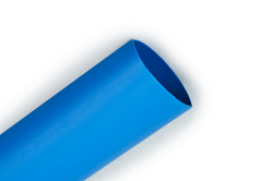 3M Heat Shrink Thin-Wall Tubing FP-301-3/4-Blue-200`: 200 ft spool length, 600 linear ft/box