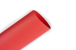 3M Heat Shrink Thin-Wall Tubing FP-301-3/4-Red-200`: 200 ft spool length, 600 ft/box