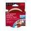 3M Indoor Transparent Weather Sealing Tape, 1.5 in x 30 ft, 2110NA