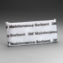 3M Maintenance Sorbent Pillow M-PL715, Environmental Safety Product, High Capacity, 16 ea/cs