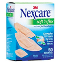 3M Nexcare Soft 'N Flex Bandages