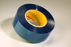 3M Polyester Tape 8905 Blue, 2 in x 72 yd, 24 per case