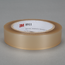 3M Polyester Tape 8911 Transparent, 1/2 in x 1000 ft, 72 per case