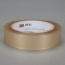 3M Polyester Tape 8911 Transparent, 1/2 in x 72 yd on Plastic Core, 72 rolls per case Bulk