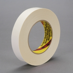 3M Repulpable Double Coated Tape 9974W White, 612mm x 165m, 1 per case