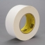 3M Repulpable Double Coated Tape R3227 White, 72mm x 55m, 12 per case
