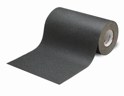 3M Safety-Walk Slip-Resistant General Purpose Tapes and Treads 610, Black, 36 in x 60 ft, Roll, 1/