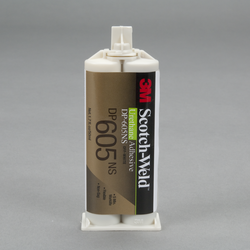 3M Scotch-Weld Urethane Adhesive DP605NS Off-White, 50 mL, 12 per case, Obsolete