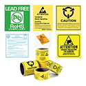 SCS Static Labels