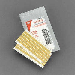 3M Steri-Strip Antimicrobial Skin Closures A1846