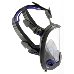 3M Ultimate FX Full Facepiece Respirator, FF-400 Series