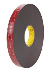 1-Roll 3M Vhb Tape 5952 Black 3//4 Inch X 36 Yard 45.0 Mil