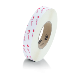 2 Rolls 3M X-Series High Tack Double Coated Tape  XT6110  1 in x 36 yd