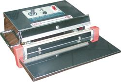 AIE-300SI Semi Automatic Shop Sealer with Cutter, AIE300SI, 2mm or 5mm Seal, 12 Inch