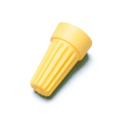 AL-ACS-YW-C ACTCAP - Standard, Yellow Thermoplastic, 100 Per Bag, 10 Bags Per Package