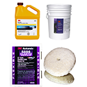 Automotive Compounds, Glazes, Buffing