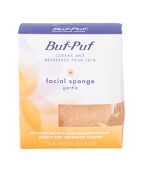 Buf-Puf Gentle Facial Sponge, 915-06, 1 ct.