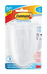 Command Razor Holder with Water-Resistant Strips BATH16-ES