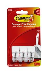 Command Small Wire Hooks 17067