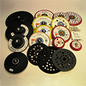 Disc Pads and Holders