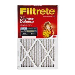 Filtrete Room Air Conditioner Filters 9808, 15 in x 24 in