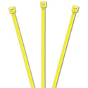 Fluorescent Yellow Cable Ties