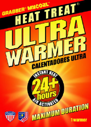 GRABBER MWES Ultra Warmers, 18+ Hours
