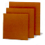 HP-RP12 Corrugated Pads and Sheets Brown, SingleWall C Flute, 8 x 8, 50 Per Bundle