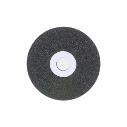Norton 2 X 1/2 X 3/8 In. Snagging Wheel Type 01 Straight Aluminum Oxide 57A46-P5B5