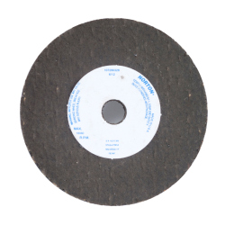 Norton 3 X 1/2 X 3/8 In. Portable Snagging Wheel Type 01 Straight 24 Grit 57A24-PBRA
