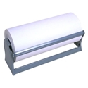 Kraft Paper Dispenser and Cutter, Horizontal, Deluxe