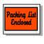 LAD 3863 Packing List Envelopes, 4 1/2 in x 6 in, 1000 Per Carton