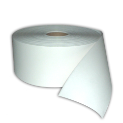 Light Duty Kraft Gum Tape 140 White, 1 in x 500 ft, 30 Per Case