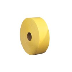 Medium Duty Kraft Gum Tape 160 Yellow, FLOODCOAT, 2.5 in x 600 ft, 12 Per Case