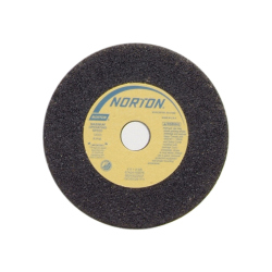 Norton 4 X 1 X 5/8 In. Snagging Wheel Type 01 Straight Aluminum Oxide 57A24-R5B7S