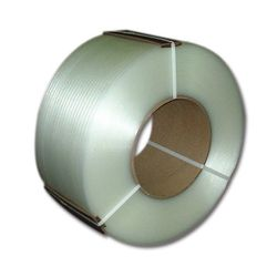 PAC 38M.25.3312 Plastic Strapping, Machine Grade Polypropylene, Min Order, 1 Skid, Wdth, 3/8-9mm, L