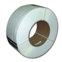 PAC 48M.32.2299 Plastic Strapping, Machine Grade Polypropylene, Wdth, 1/2-12mm, Length 9900 Feet, B