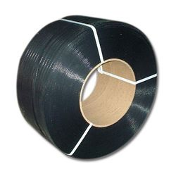 PAC 714B-PAC Plastic Strapping, Strap For Signode Machines, Min Order, 1 Skid, Wdth, 7/16, Length 1