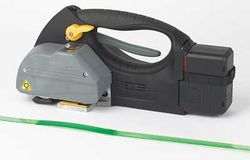 PAC VT550L-Set Battery Powered Tool for Polypropylene and Polyester Strapping, 1/2 Inch