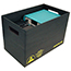 Protektive Pak 37500 - Storage Container, 17 in x 9-7/8 in x 7-1/4 in