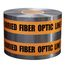 PRESCO D6105O51-457 6 x 1000 Ft, 5 Mil, Caution Buried Fiber Optic Line Below Orange Detectable